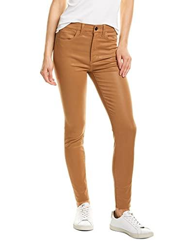Joe's Jeans Jeans da Donna Charlie High Rise Skinny Ankle con Rivestimento in Acero, Taglia 32