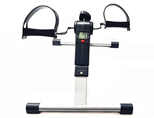 A1 Solution || A201 || Foldable Mini Fitness Cycle || Hand/Foot/Arm/Leg Paddle Exerciser|| No...