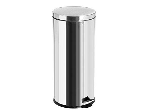 Home Poubelle, Plastique, 30 litres
