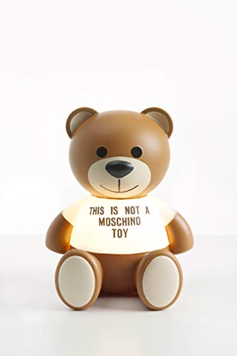 lampada orsetto Kartell Toy Moschino Lampada da Tavolo 1.2 W