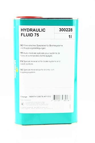 Motorex 1L HYDRAULIC FLUID 75 1 Liter MINERALÖL