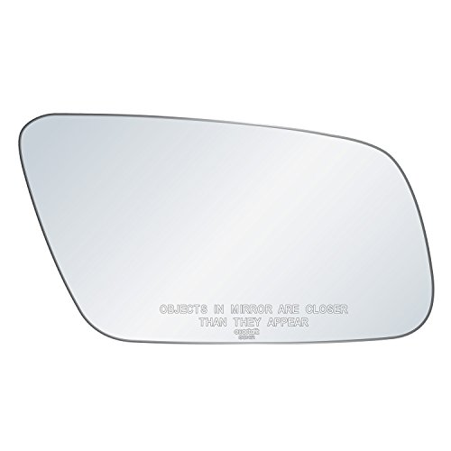 exactafit 8014R Passenger Side Mirror Glass Replacement Plus 3m Adhesives Compatible With Audi A4 A6 A8 S4 S6 S8 Quattro Right Hand Door Wing RH