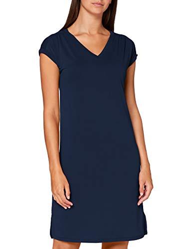 Street One 142707 Robe, Bleu foncé, 46 Femme