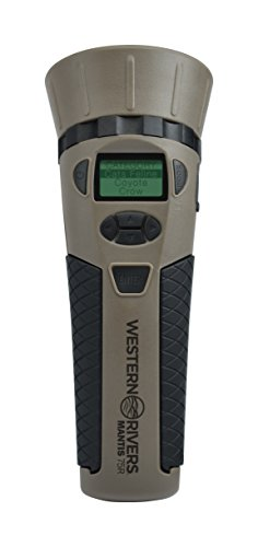 Western Rivers Calls Mantis 75R Compact Handheld Electronic Game Call