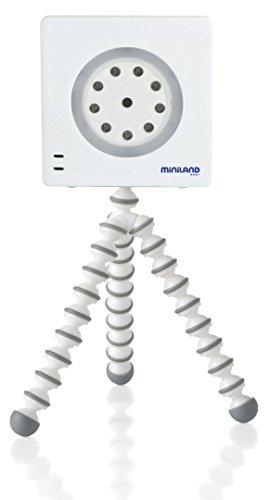 Miniland 89166 BABY - Vigilabebé, Blanco