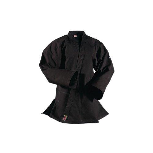 """JU-jutsu DanRho traje """"shogun Plus"""", colour negro DanRho 200 cm"""