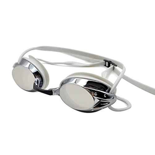 Natación Gafas de natación Hombres Mujeres Alta definición Avesion a prueba de agua Vidrios de lentes de lentes de adultos