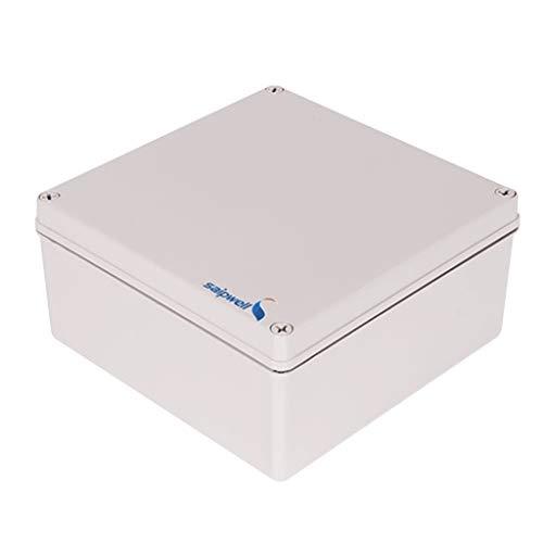 Abzweigdose Aufputz Feuchtraum Kabelabzweigdose Verbindungsdose IP66, 200x200x95mm