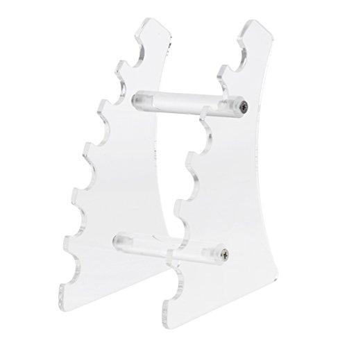 Toygogo Lidschattenstift Stift Veranstalter Lipliner Halter Make Up Pinsel Art Pinsel Werkzeuge...