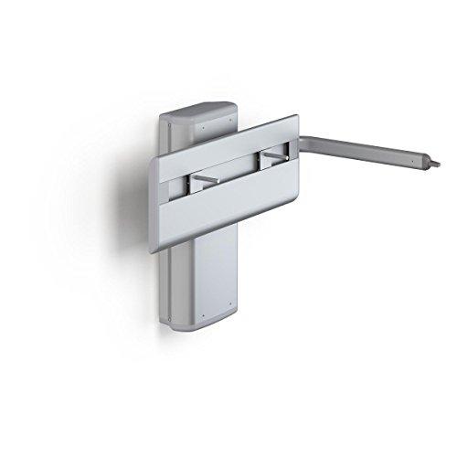 Pressalit R4650 Waschtisch-Lifter höhenverstellbar mit Gasdruckzylinder, Waschbecken behindertengerecht, barrierefrei für Senioren (54 x 62 x 15 cm)