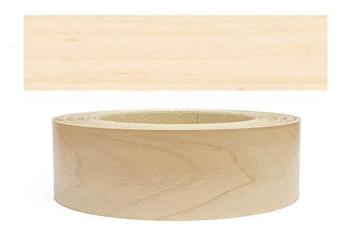 Mprofi MT® (5m rollo) Cantoneras laminadas melamina para rebordes con Greve Peral claro perlado 45 mm