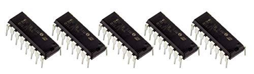 5Stück IC L293 PDIP-16 Motor Treiber für Arduino Raspberry Pi Prototyping