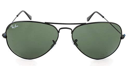 Ray-Ban Aviator Classic Rb3025 Zonnebril voor volwassenen, uniseks, Silber (003/32), 55 mm