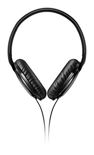 Philips SHL4400BK/00 On-Ear-Kopfhörer (ultraleicht, Faltsystem) Schwarz
