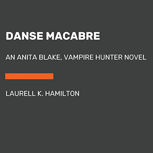 Danse Macabre audiobook cover art