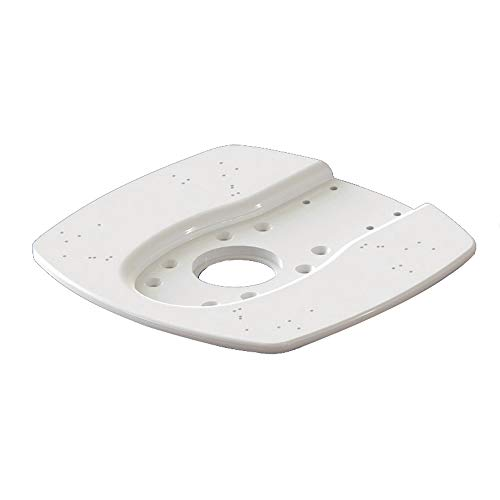 Seaview Modular Top Plate for Open & Closed Dome Radars, White, ADA-R1