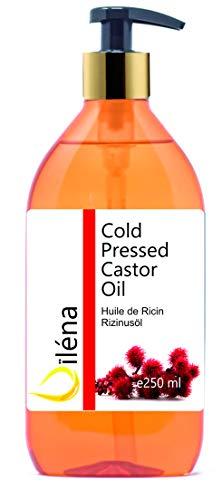 Aceite de Ricino Puro Castor Oil Acelerador Crecimiento Cabe