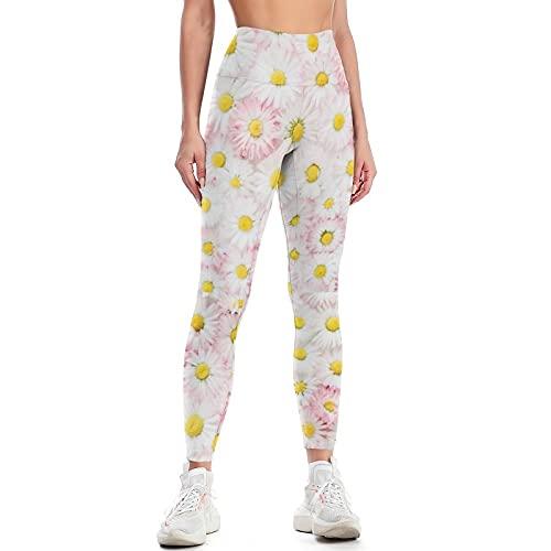 QTJY Pantalones de Yoga con Levantamiento de Cadera de Cintura Alta para Mujer, Pantalones de Ejercicio Push-up para Gimnasio, Mallas elásticas para Celulitis, Pantalones para Correr G XL