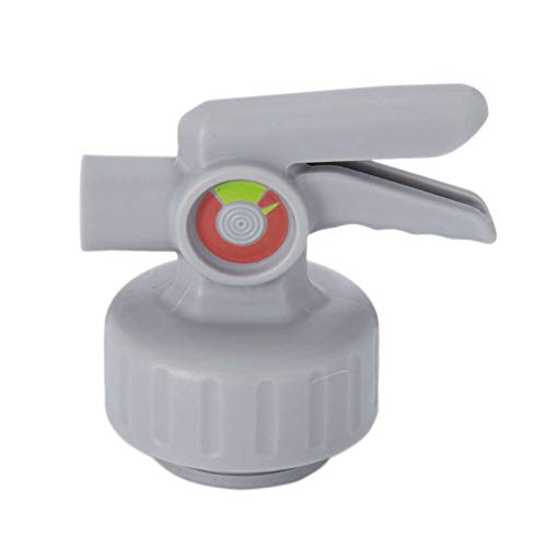 TankH2O Fire Extinguisher Insulated Water Bottle Top Cap