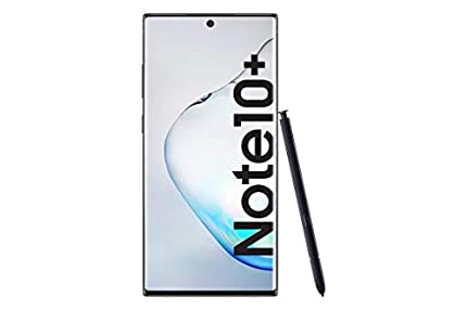 Samsung Galaxy Note10+ DS Negro 256 GB Note 10