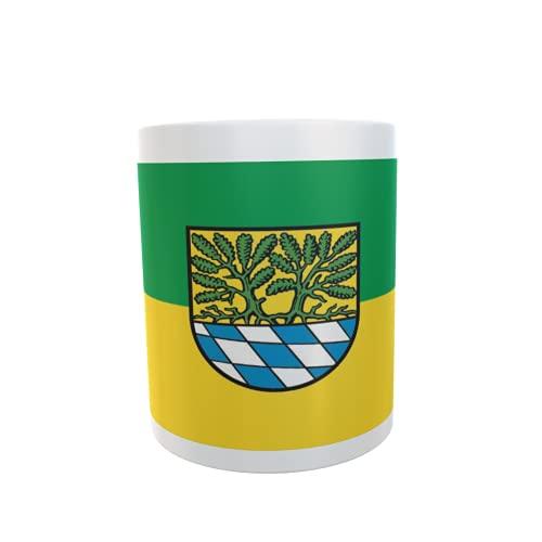 U24 Tasse Kaffeebecher Mug Cup Flagge Nittenau