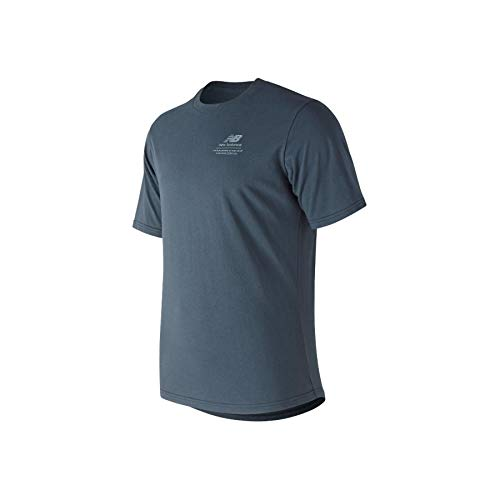 New Balance 247 Sport T 2 MT83579PE azul marino M