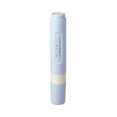 シヤチハタ ネーム6 訂正印 別注品 6mm (ペールブルー)