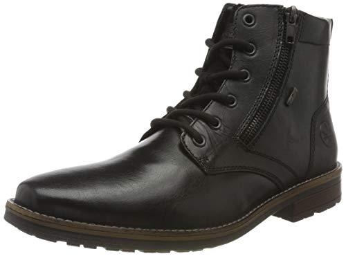 Rieker Herren 33212 Mode-Stiefel, Schwarz, 42 EU