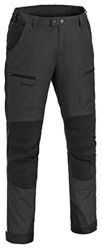 Pinewood Pantaloni da Uomo Caribou TC, Uomo, Pantaloni, 5085-446, D.Antracite/Nero, C52