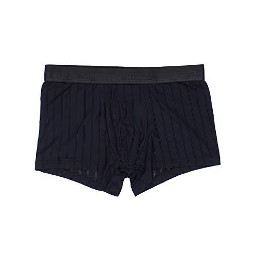 Hom -Comfort Boxer Briefs 'Chic' pour Hommes - Short rétro Semi-Transparent - Black - Taille L