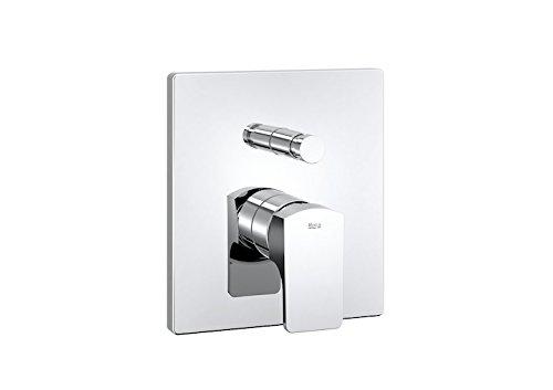 "Roca L90 - grifo monomando empotrable de 1/2"" para baño y ducha. a completar con rocabox 525869403 . Griferías hidrosanitarias Monomando. Ref A5A0B01C00"