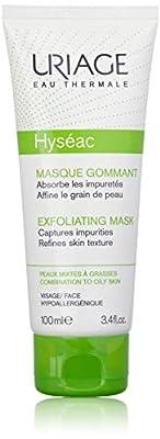 Uriage Hyseac Exfoliating Mask, 100 ml by Uriage