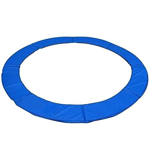 GOLDEN MANGO Colchoneta de protección para trampolín, trampolín, cama grande, funda de protección para colchón de espuma, cojín de resorte, funda anticolisión