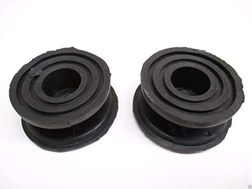 Generac 2 Pack Genuine 0H43470118 Vibration Mount Feet Fits iX800...