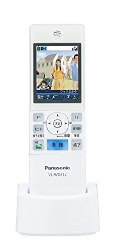 パナソニック ワイヤレスモニター子機 VL-WD612 1台