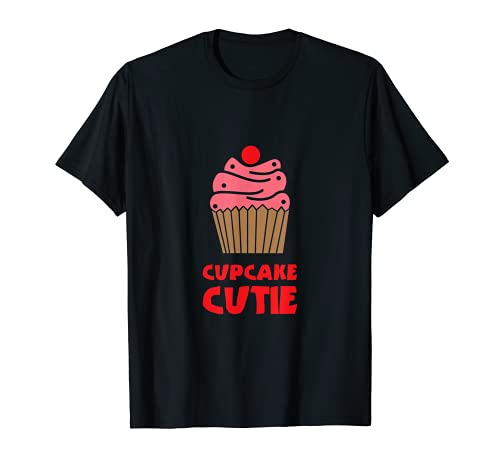 Magdalena Cutie Bake Baker Muffin Camiseta