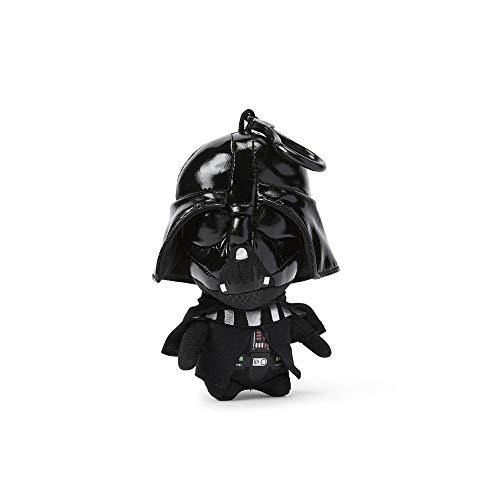 BG Games Darth Vader - figuras de juguete para niños (Negro, Plush, 17 cm)