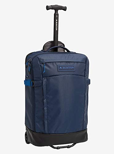 Burton Multipath Carry-On Koffer, 56 cm, 40 Liter, Dress Blue Coated