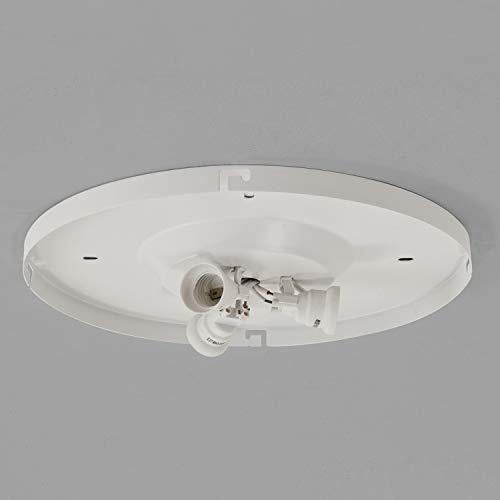 Astro 7056 Triple plaque pour lampes
