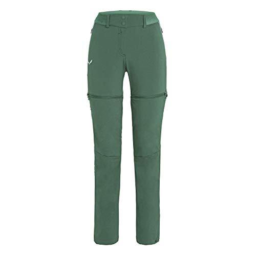 Salewa PEDROC DST W 2/1 Pantalon Femme, Myrtle, FR : XXS (Taille Fabricant : 38/32)