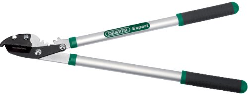 Draper Expert 03312 685 mm Gear-Action High-Leverage Anvil-Pattern Loppers with Aluminium Handles