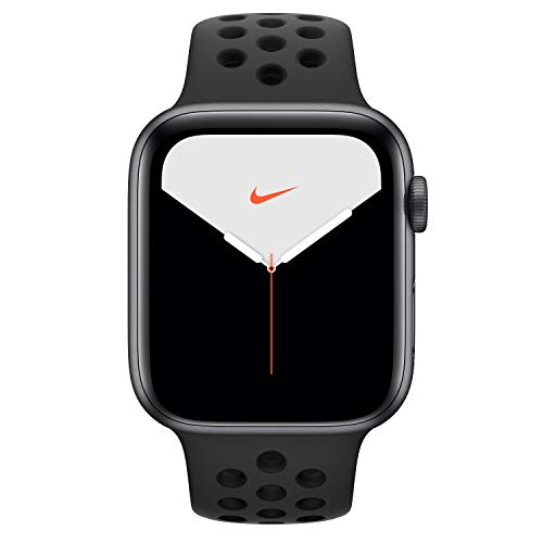Apple Watch Nike Series 5 smartwatch Grijs OLED GPS (satelliet)
