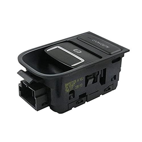 Phoenixset EPB Electronic Handbrake Parking Switch Fit For-VW Tiguan Sharan Asiento 5N0927225A Negro (Color : Black)