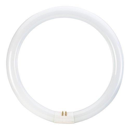 Tubo fluorescente circular trifósforo 32W T9 230V Luz día 6500K 2150Lm.