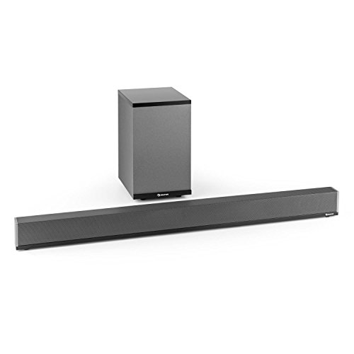 auna Areal Bar 950 - Multimedia Soundbar, Heimkino-Lautsprecher, 4 x 2-Lautsprecher, 5,25