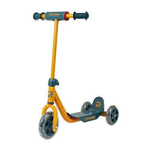 Retrospec Chippy 3-Wheel Kick Scooter - For Ages 3 and Up