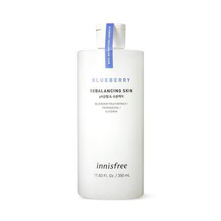 [イニスフリー.innisfree]ブルーベリーリバランシングスキン(2019新発売)/ Blueberry Rebalancing Skin (...