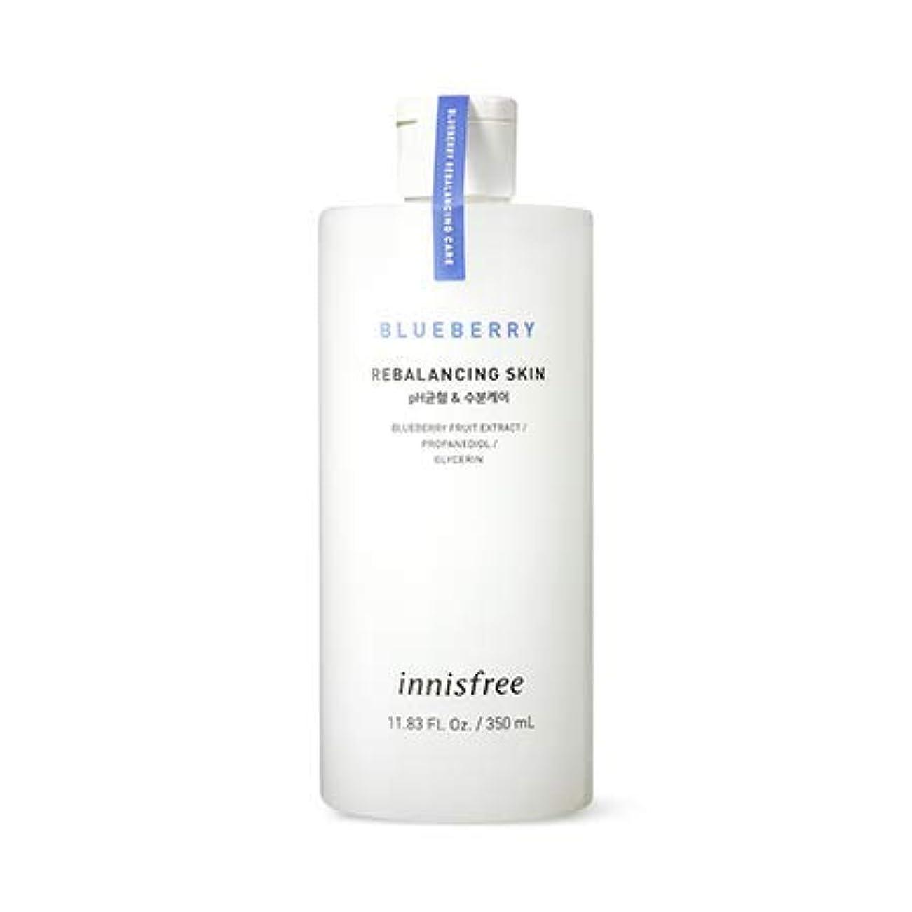 [イニスフリー.innisfree]ブルーベリーリバランシングスキン(2019新発売)/ Blueberry Rebalancing Skin (大容量(350ml))