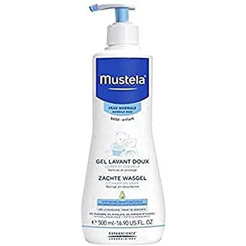 Mustela - Gel Dermo-limpiador bébé
