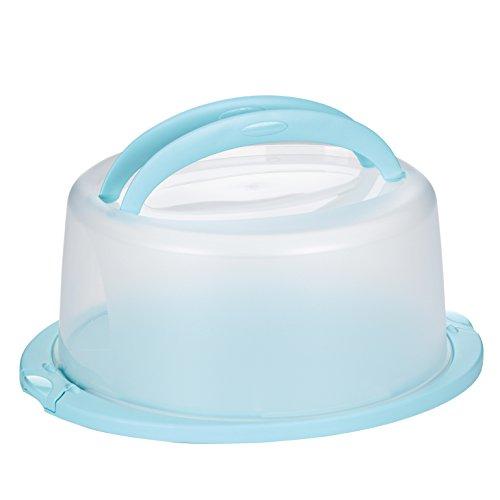 Kela Tortencontainer, Deli, Kunststoff, 312170, Pastellblau
